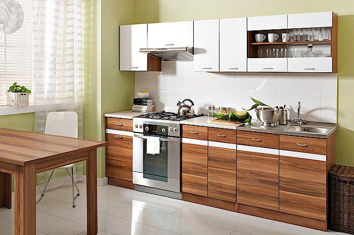 Tanie Meble kuchenne, wypoczynkowe i do salonu  BRW   -> Kuchnia Junona Line Cena